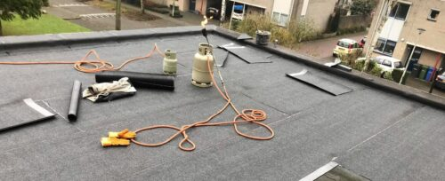 Dakdekker Deventer brand plat dak